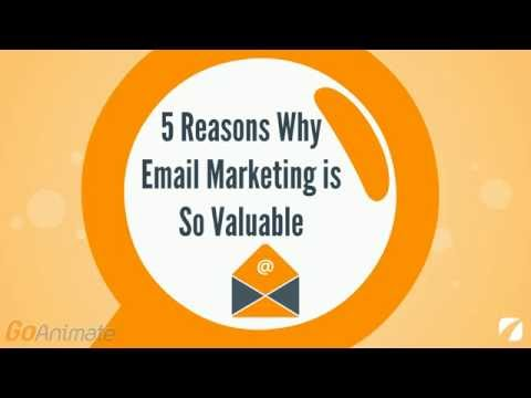 5 Reasons Why Email Marketing is So Valuable