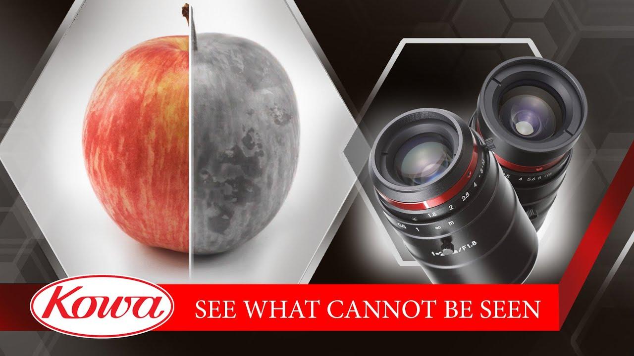 Kowa HC-VIS-SWIR: See what cannot be seen