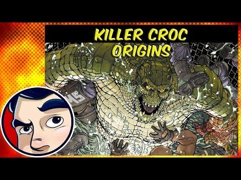 Killer Croc - Origins | Comicstorian