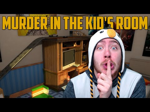 MURDER IN THE KID'S ROOM (Trouble in Terrorist Town) - GoldGloveTV  - aSQi97SYF7Q -