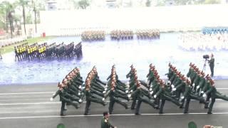 Lễ kỉ niệm 50 thành lập binh chủng đặc công