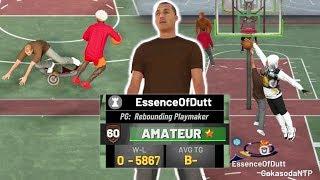 DUTT TAPE NBA 2K19