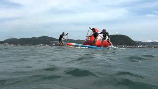 Victoria Cup Hayama Pro Japan 2015 - Day 1 - Long Distance