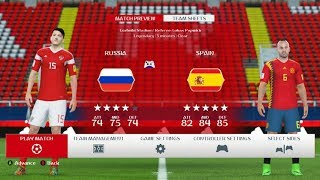FIFA 18 WORLD CUP MODE!!