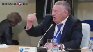 Жириновский: Рай в Европе
