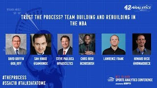 SSAC18: Trust the Process? Team Building and Rebuilding in the NBA