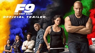 F9 - Official Trailer [HD] HD