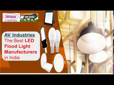 LED Flood Light Manufacturers in India | Led Lights Supplies