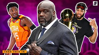 Donovan Mitchell EXPOSED How NBA Players Really Feel About Shaq