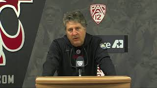 Mike Leach Press Conference Sept. 10