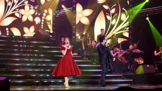 Mỹ Tâm - Hà Anh Tuấn_Sống như những đóa hoa - Vietinbank Live Concert Sống-Khoảnh khắc vô giá