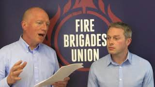 Firefighters ballot for strike action over 'free for all' contracts