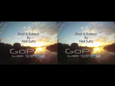 3D GoPro my best timelapse video 2012 - 2013