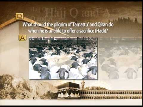Hajj Q and A 17
