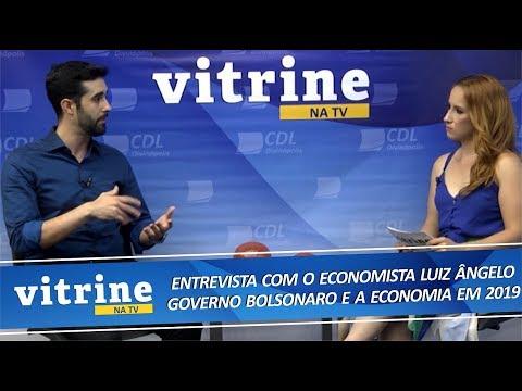Imagem O que esperar da economia no governo Bolsonaro? - VITRINE NA TV 20/11/2018