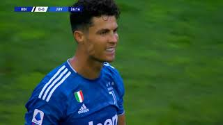 Cristiano Ronaldo vs Udinese Away HD 1080i (23/07/2020)