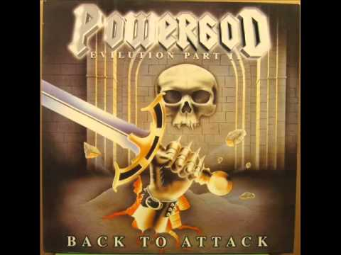 PowerGod - Back To Attack - Evolution Part II: Back To Attack