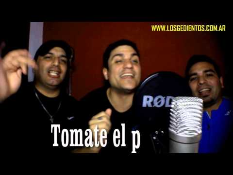 Los Gedes - Tomate el Palo VIDEO OFICIAL
