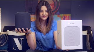 Homepod Unboxing and Impressions!!