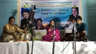 Raga Puriya || Hindustani Classical Music || Khayal || Manali Bose