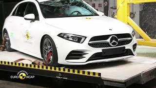 Euro NCAP Crash & Safety Tests of Mercedes-Benz A Class - 2018 - Best in Class - Small Family Car