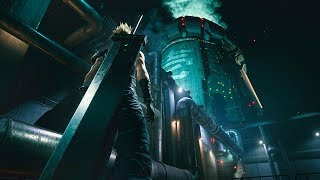 FINAL FANTASY VII REMAKE Trailer for FFVII - A Symphonic Reunion