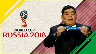 WORLD CUP 2018 - GROUP DRAW REACTION & PREDICTION!!