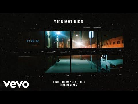 Midnight Kids - Find Our Way (Night Drive Edit (Audio))