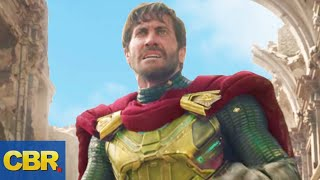 What Nobody Realized About Mysterio In Spider-Man Far From Home Trailer