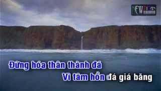 [Karaoke] Tâm hồn của đá - Bức Tường [Beat gốc] - http://newtitanvn.com