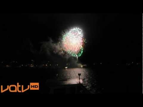 2012 New Years Fireworks (Bermuda)