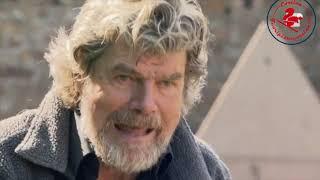 Il Cervino, La Montagna. La Cresta del Leone e la sua Storia. R. Messner, H. Barmasse e W. Bonatti.