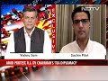 To Have Division A Constitutional Right: Sachin Pilot On Oppositions Stir  - 07:03 min - News - Video