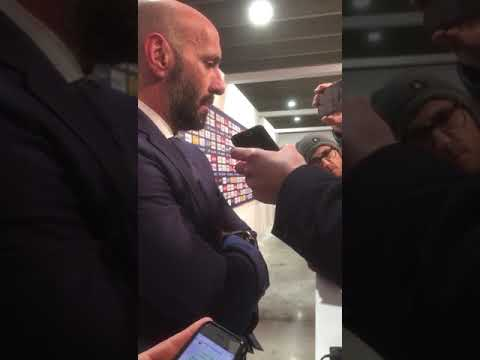 VIDEO - Fiorentina-Roma, Monchi:
