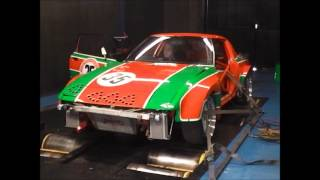 Oldone Racing Rx7 FB 13B REW Bridgeport