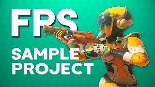 MULTIPLAYER FPS PROJECT in Unity