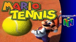 Nintendo 64 Longplay: Mario Tennis