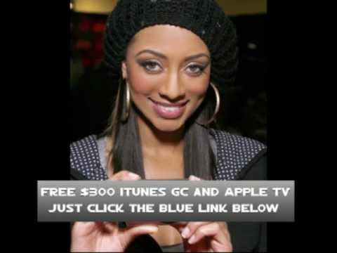 Keri Hilson - Never Ever - New Cover Single MP3 with a FREE Bonus Ciara