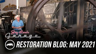 Restoration Blog: May 2021 - Jay Leno's Garage