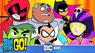 Teen Titans Go! | Top 10 Best Episodes | DC Kids