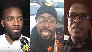 Konshens & Beenie Man BA$H Mr Vegas After Recording Viral Video Of Guard Getting $H*T 2018