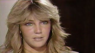 Heather Locklear: Revealing 1983 Profile & Photoshoot