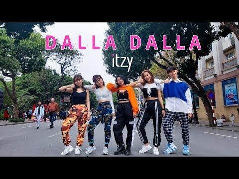 [KPOP IN PUBLIC CHALLENGE] ITZY (있지)  - DALLA DALLA (달라달라)_ Dance Cover By #9689