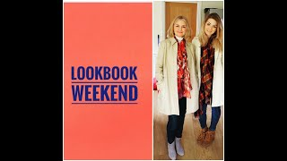 Lookbook | A weekend in Outfits | Over 50 fashion