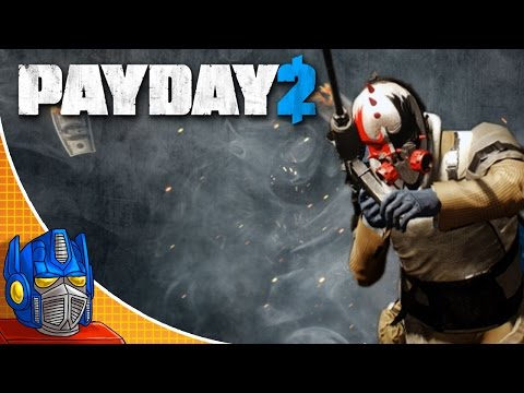 CREATURE CRIMINALS | Payday 2 (Funny Shenanigans)