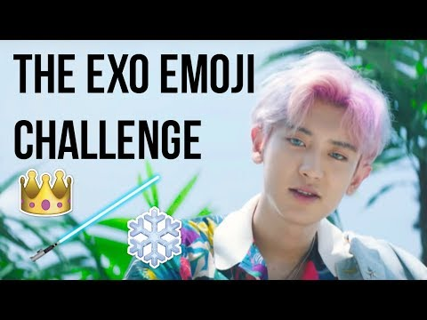 CAN YOU GUESS THIS EXO SONGS FROM THE EMOJI ??