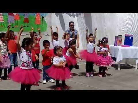 yo tengo un Dios muy muy grande coreografiar colegio cristiano la cosecha Neiva