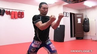 Seisan by Katsunori Kikuno (UFC Fighter)