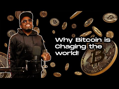 Eddie Griffin | On Why Bitcoin is changing the world!