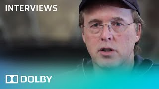 MI4: Ghost Protocol - Director Brad Bird On Live Action vs Animation   Interview   Dolby